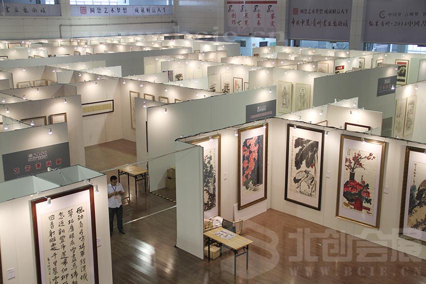 北京会展租赁-北京会展公司-无缝展板