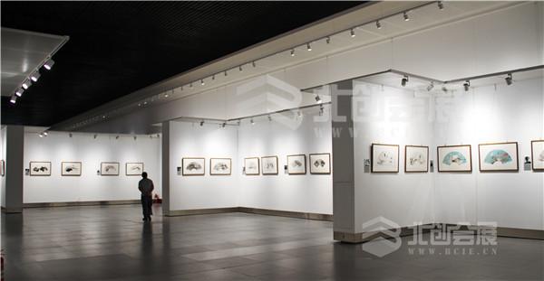 博物馆活动展板及移动展墙的定制及开发应用